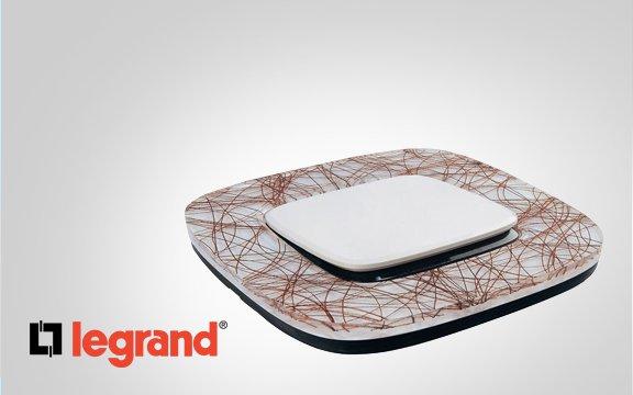 Уже в продаже новые <br>серии от Legrand (Франция)