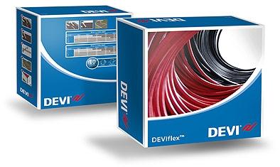 Электрический нагревательный кабель DEVI