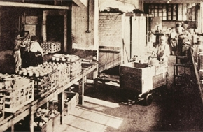 Производство фарфора, 1865