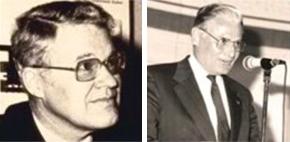 Жан Верспиерен и Эдуард Декостэ