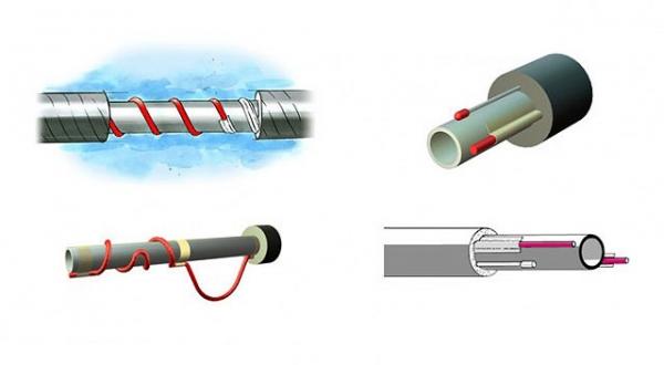 Обогрев труб трубопроводов с использованием DEVI Pipeguard