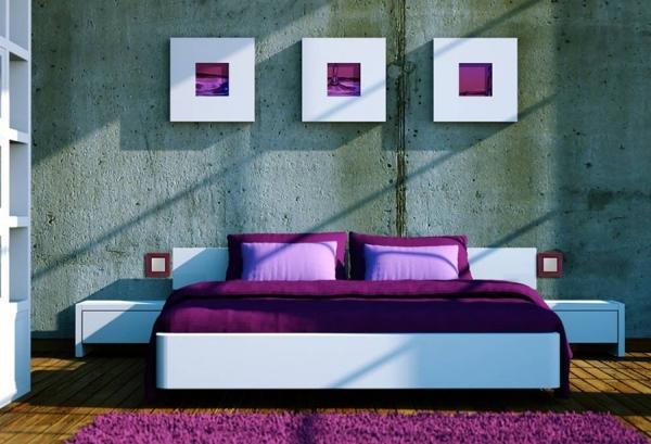 Выключатель Etika™ (Legrand) в оформлении спальни в стиле лофт