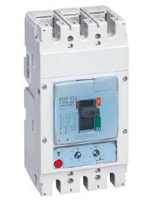 Автоматические выключатели DPX3 630 Legrand
