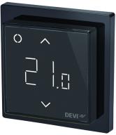 Терморегулятор с сенсорным дисплеем, интеллектуальным таймером и возможностью подключения к сети Wi-Fi DEVIreg™ Smart