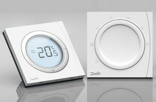 Обзор терморегуляторов для теплого пола