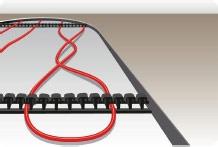 Общие инструкции по установке нагревательных кабелей