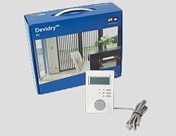 Терморегуляторы для нагревательных матов Devidry™