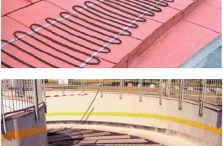 Системы стаивания снега и льда DEVI