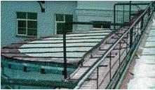 Системы DEVI для подогрева крыш и желобов