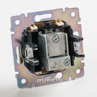 774430 Механизм розетки телевизионной TV-концевой белый Valena Legrand на profelectro.com.ua