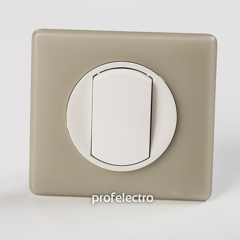 Рамка цвет грин перкаль-панель белая Celiane