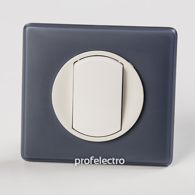 Рамка цвет фиолетовая перкаль-панель белая Celiane
