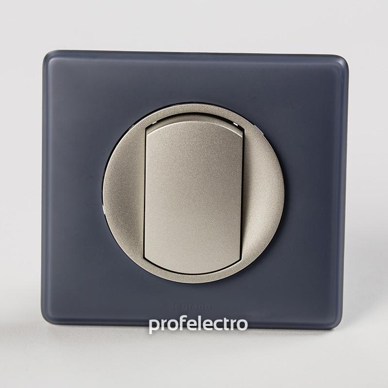Рамка цвет фиолетовая перкаль-панель титан Celiane
