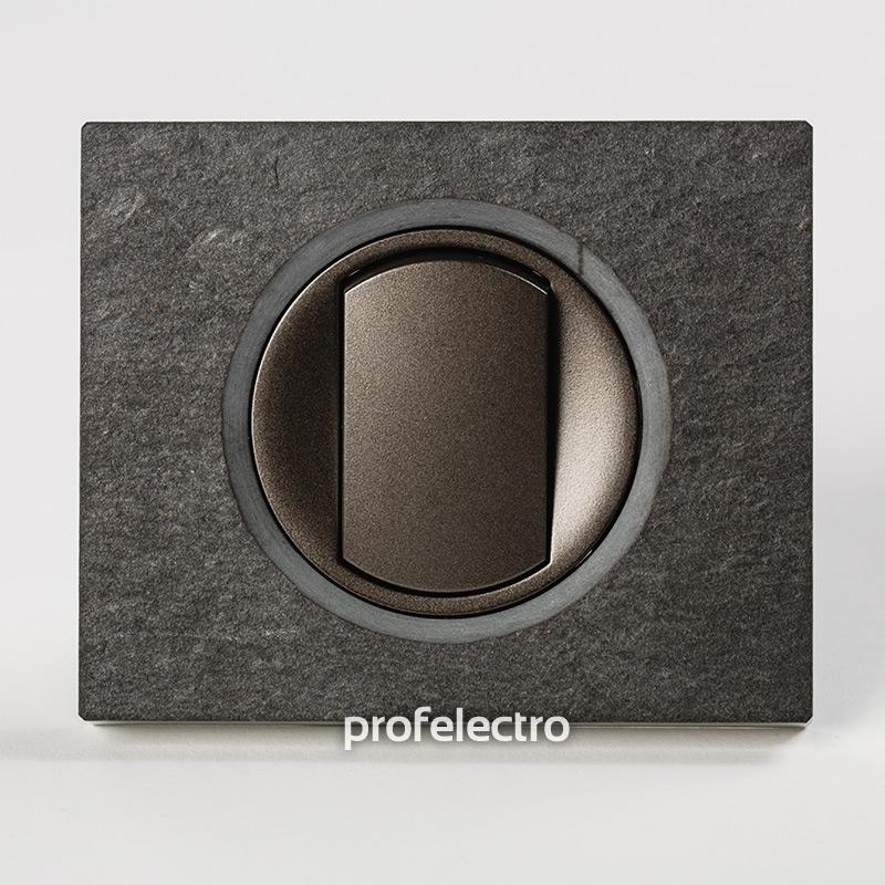 Рамка камень ардезия-панель графит Celiane