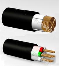 Силовые кабели с медными жилами от ЧАО «Азовкабель»