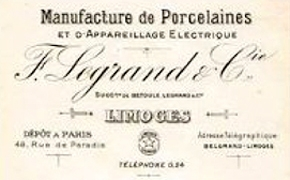 Legrand & Co, 1924