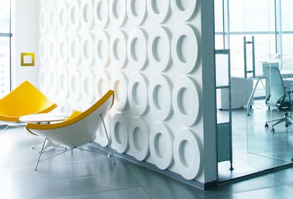 Выключатель Etika™ Legrand в интерьере современного офиса