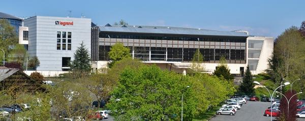 Завод Legrand