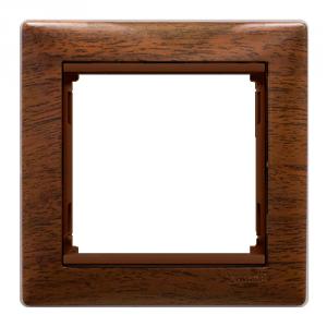 Рамка Legrand «Тонированное дерево» (арт. 770311)