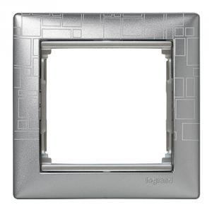 Рамка Legrand  «Алюминий Модерн» (арт. 770341)
