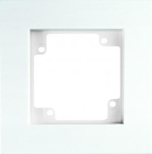 Рамки цвет белый 1—4 поста
