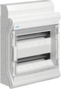Распределительный щит открытой установки на 36 (2х18) модулей серия Vector