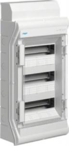 Распределительный щит открытой установки на 36 (3х12) модулей серия Vector