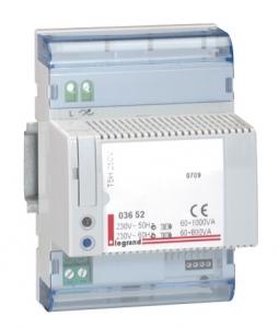Фото Светорегулятор 60–1000 Вт, 4 модуля DIN