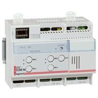 Светорегулятор 400 Вт, 6 модулей DIN, 2 выхода