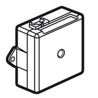 Интерфейс для подключения контактных устройств для установки в монтажную коробку