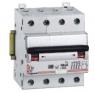 Дифференциальные автоматические выключатели четырехполюсные (3+N) Legrand DX3 тип С