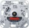 Светорегулятор поворотно-нажимной 40-500Вт (мягкий старт)