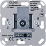 Светорегулятор поворотно-нажимной 100-1000Вт
