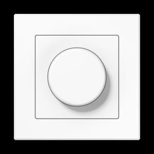 Светорегулятор поворотно-нажимной