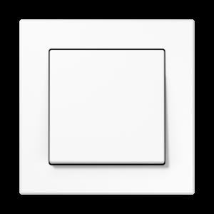Фото Рамки стеклянные цвет белый 1—5 постов