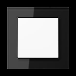 Фото Рамки стеклянные цвет черный 1—5 постов