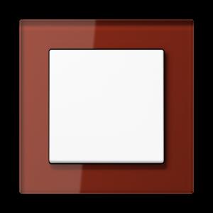 Фото Рамки стеклянные цвет красный 1—5 постов