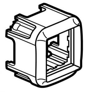 Адаптер для механизмов Mosaic 45х45