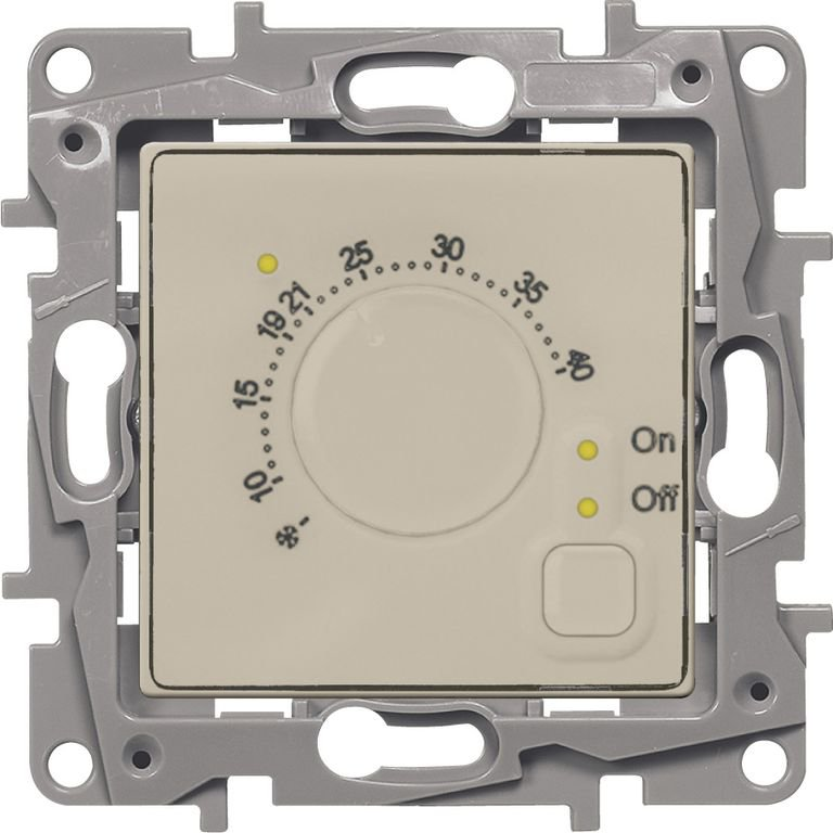 Фото Терморегулятор для систем «Теплый пол» Etika
