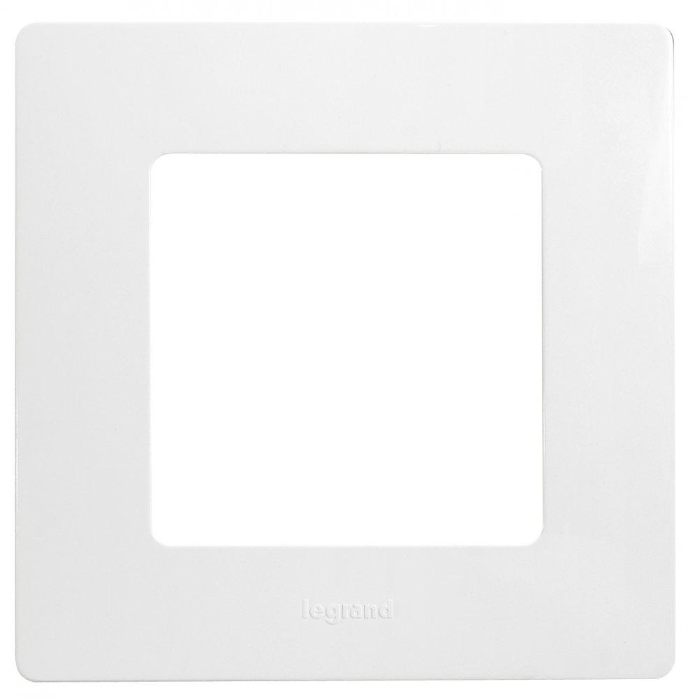 Рамки цвет белый 1-5 постов Etika