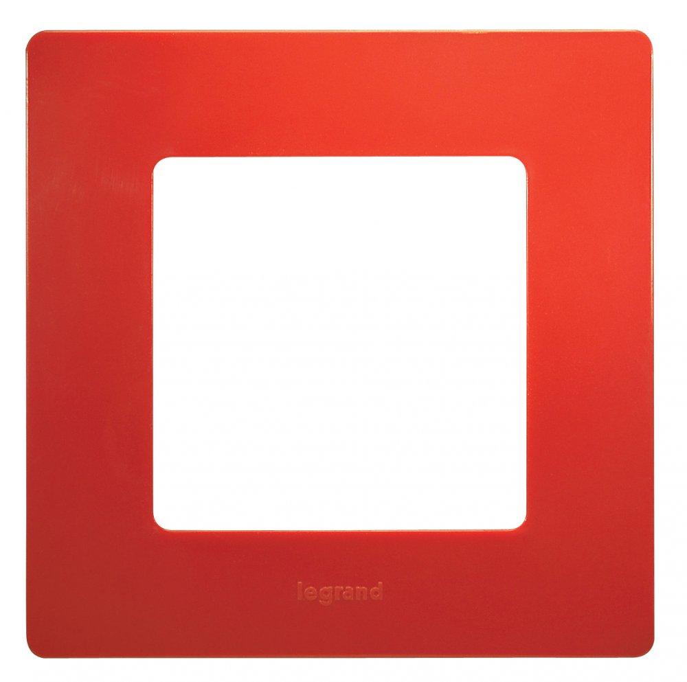 Рамки цвет красный 1-5 постов Etika