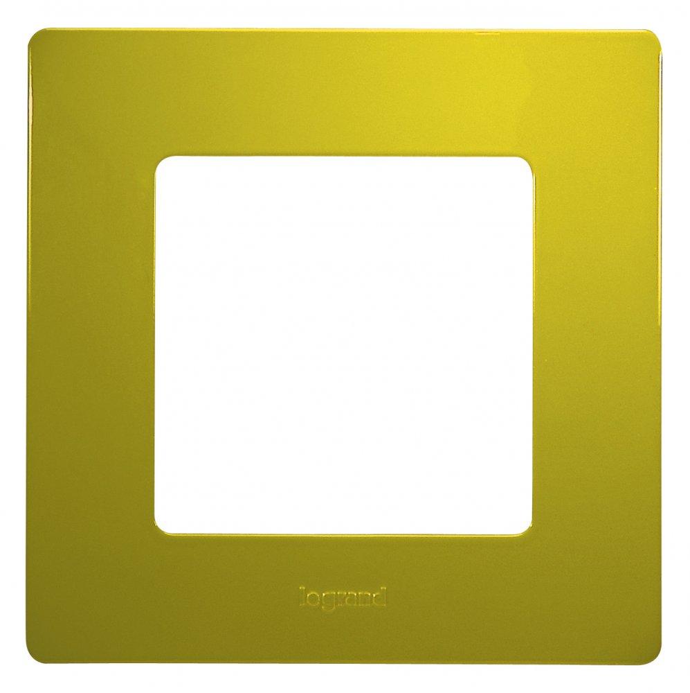 Рамки цвет зеленый папоротник 1-5 постов Etika