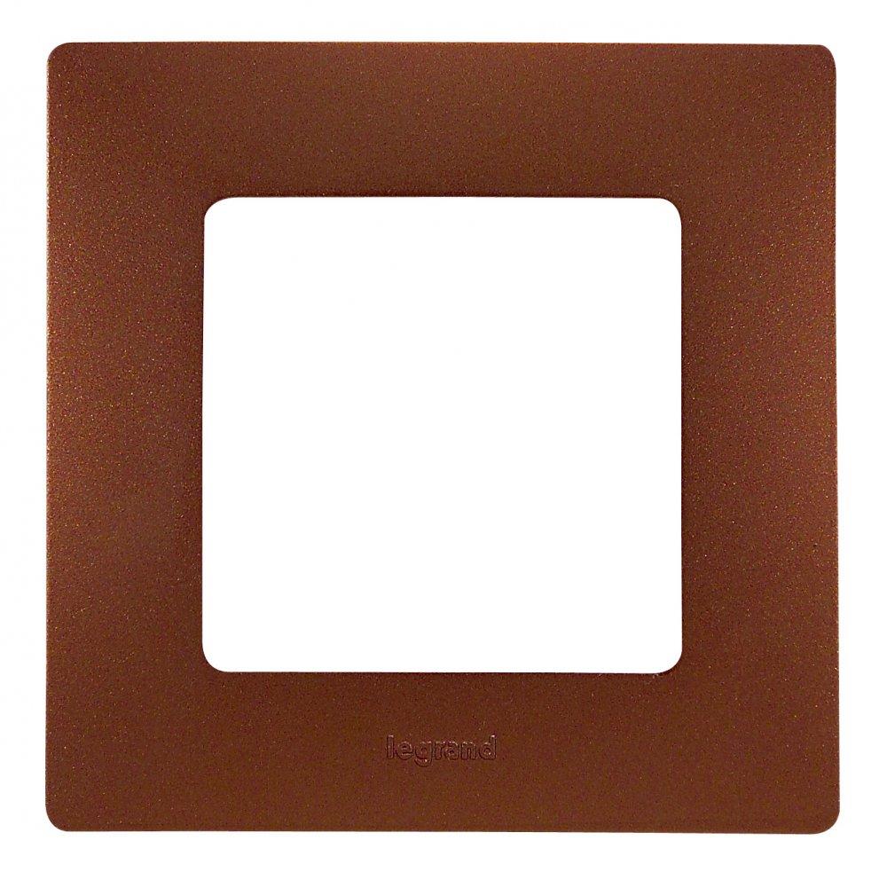 Рамки цвет какао 1-5 постов Etika