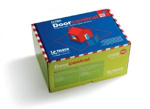 Фото Набор для дистанционного управления приводами ворот или дверей Doorcontrol D100