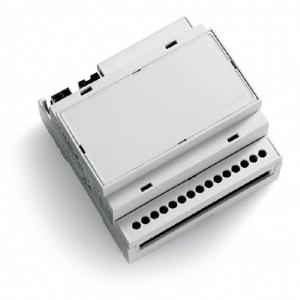 Радиоприемник 4-канальный (ведомый) для установки на DIN-рейку