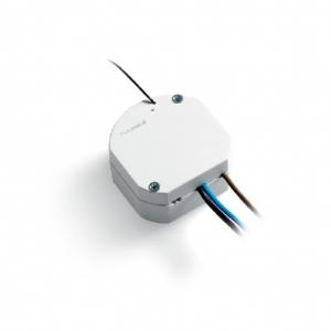 Радиоприемник для установки в электромонтажную коробку с возможностью подключения механического выключателя