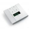 Настенный радиопередатчик (радиовыключатель) 4-канальный с таймером и дисплеем для управления приводами рольставней