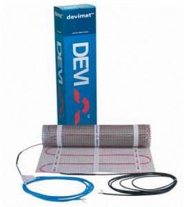 Нагревательные маты одножильные экранированные DEVIheat 150S (DSVF-150)