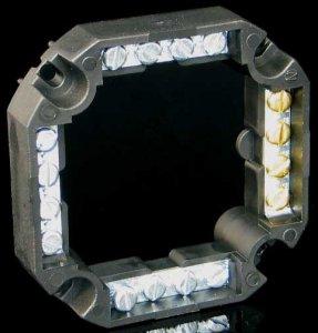 Клеммник четырёхгранный 16х4