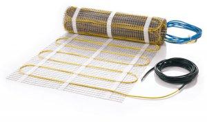 Фото Двухжильные нагревательные маты экранированные Quickmat 150 Veria